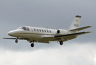 Cessna Citation V - A UC-35A Citation 560 Ultra V of the US Army