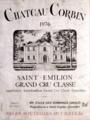 Château Corbin Label.png