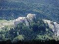Château de Joux - vue de la Sarrazine.JPG