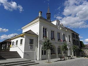Chézy-sur-Marne - Town hall