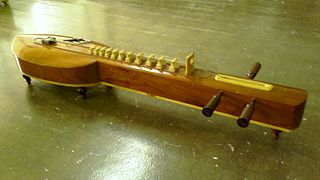 Chakhe Crocodile-shaped zither used in Khmer and Thai music