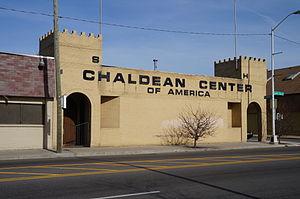 Chaldean Town - Chaldean Center of America