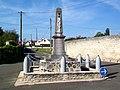 Chamant (60), monument aux morts 02.jpg