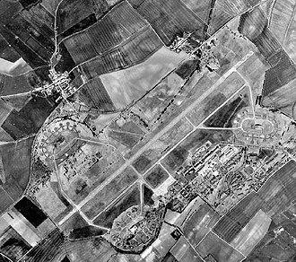 Chambley-Bussières Air Base - Chambley-Bussières - 2003
