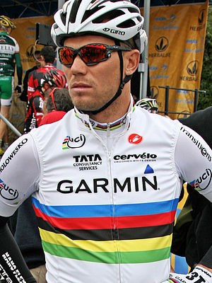 Thor Hushovd - Hushovd at the 2011 Tour of California