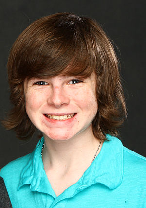Chandler Riggs - Chandler Riggs in 2013