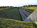 Channel Tunnel Rail Link from bridge 831 - geograph.org.uk - 74197.jpg