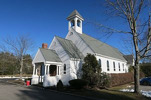 Immaculate Heart of Mary School (Massachusetts) - Chapel