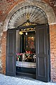 Chapel, St. Florian's Gate, Pijarska street, Old Town, Krakow, Poland.jpg