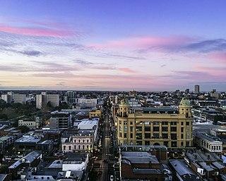 Chapel Street, Melbourne street in Melbourne