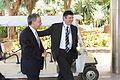 Charilaos Stavrakis, Minister of Finance, Cyprus, with Phidias Pilides - Flickr - Horasis.jpg