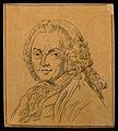 Charles Hénault; portrait. Drawing, c. 1789. Wellcome V0009101ER.jpg