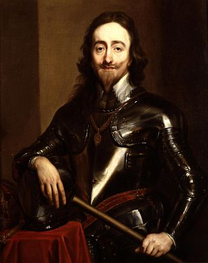 Randal MacDonnell, 1st Marquess of Antrim (1645 creation) - Charles I. Throughout the 1640s, Antrim attempted to raise Irish troops to assist Charles in the English Civil Wars.