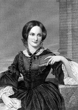 English: Portrait of Charlotte Brontë Русский:...