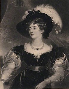 Charlotte Percy, Duchess of Northumberland in 1845.jpg