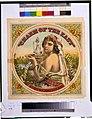 Charm of the East-Chewing tobacco-O.P. Shattuck, Worcester, Mass. - Strobridge & Co. Lith. Cincinnati, O. LCCN96504689.jpg