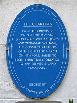 Chartists chepstow