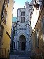 Chartres - cathédrale, transept nord (01).jpg