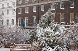 Chatham House in the snow (6024765875).jpg