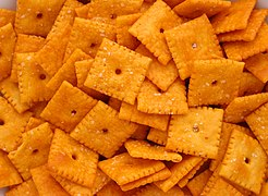 Cheez-It-Crackers