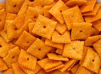 Cheez-It - Regular Cheez-It crackers