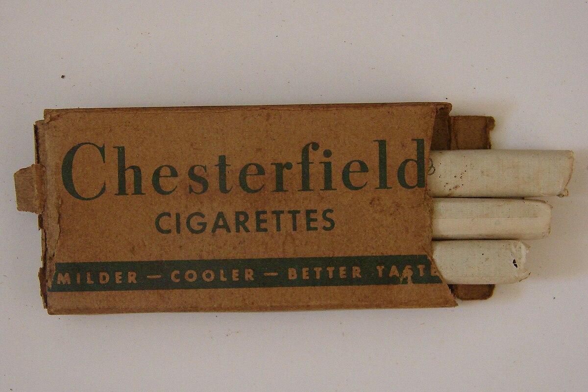 Zigarettenpackung – Wikipedia