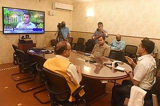 Media in Goa