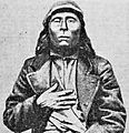 Chief Paulina, Northern Paiute leader, 1865.jpg