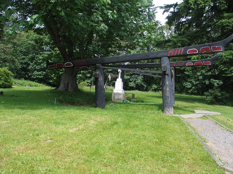 Chief Seattle gravesite
