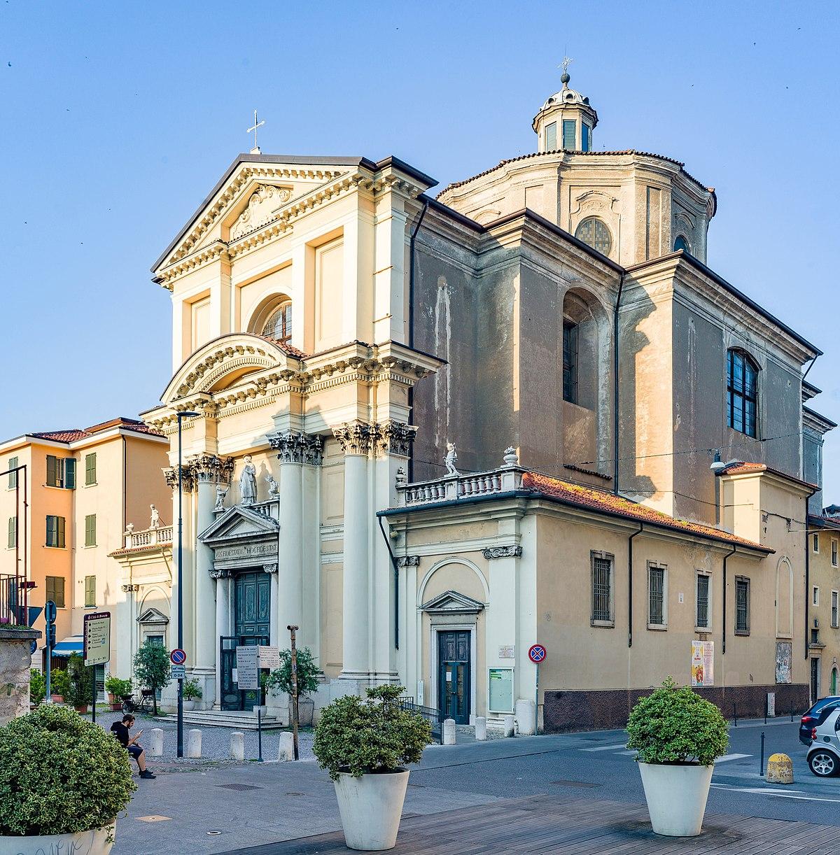Bagni D Autore Brescia chiesa di san lorenzo (brescia) - wikipedia