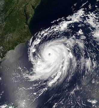 2018 Atlantic hurricane season - Image: Chris 2018 07 10 1815Z