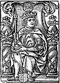 Chronica Polonorum, Wladislaus Iagellonus.jpg