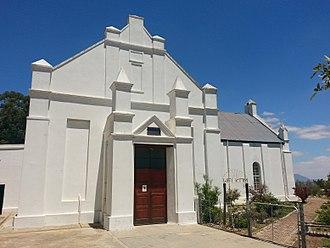 Saron, Western Cape - Mission Church in Saron