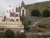 Church in santa lucia de tirajana.JPG
