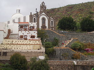 Church in santa lucia de tirajana.JPG