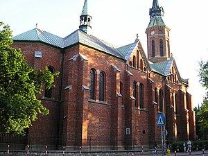 Church of the Holy Virgin Mary of Lourdes -