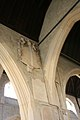 Church of St. Mary, Lambeth Bridge Roundabout, now the Museum of Garden History 8 interior.jpg