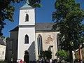 Church of St Anna at Pöggstall, Lower Austria.JPG