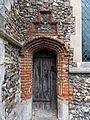 Church of St John, Finchingfield Essex England - South Chapel door.jpg