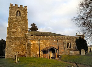 Church of St Leonard, Old Warden - The Abbey Church of St Leonard of Old Warden