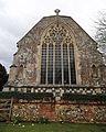 Church of St Mary, Tilty Essex England - east window.jpg