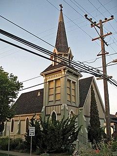 Episcopal Church of the Good Shepherd (Berkeley, California) United States historic place
