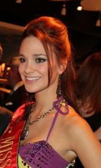 Miss Belgium - Cilou Annys, Miss Belgium 2010
