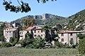 Cirque de Navacelles-Le village-haut.jpg