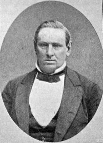 Minister for Justice (Sweden) - Image: Civilmin A Bergström 1913