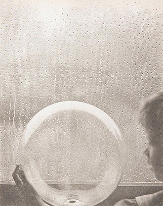 "Clarence Hudson White - ""Drops of Rain"", 1903"