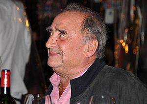 Schauspieler Claude Brasseur