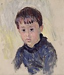 Claude Monet - Michel Monet au chandail bleu.jpg