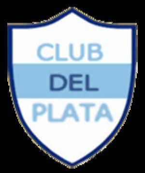 Club Atlético Del Plata - Image: Club delplata escudo