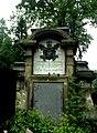 Cmentarz Łyczakowski we Lwowie - Lychakiv Cemetery in Lviv - Tomb of ct. Godzimir Małachowski (Lwow's president 1896-1905) ^ his wife Marcela - panoramio.jpg